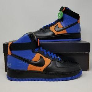 Nike 2009 Air Force 1 Hi Supreme LE 'NYC' Men's 8